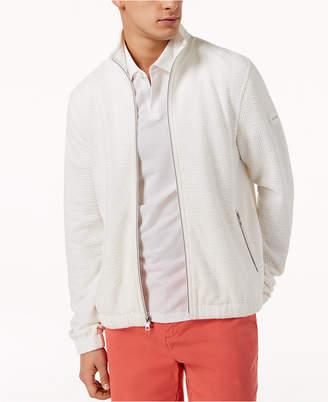 Michael Kors Men's Seersucker Track Jacket