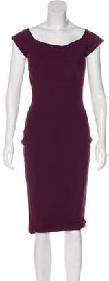 Chiara Boni Bodycon Midi Dress