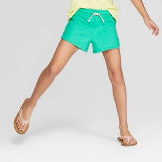 Cat & Jack Girls' Knit Shorts