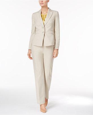 Le Suit 3-Pc. Two-Button Pantsuit $240 thestylecure.com