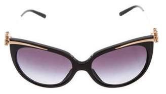 Bvlgari Le Gemme Primavera Mother Of Pearl Sunglasses