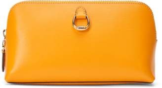 Ralph Lauren Saffiano Leather Cosmetic Case