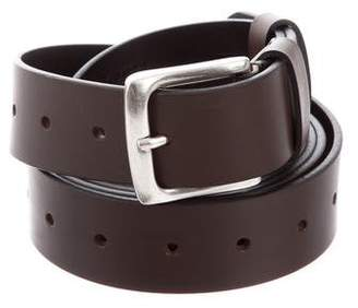 Vetements Leather Buckle Belt w/ Tags