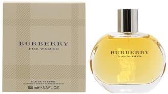 Burberry Classic For Women 3.3Oz Eau De Parfum Spray