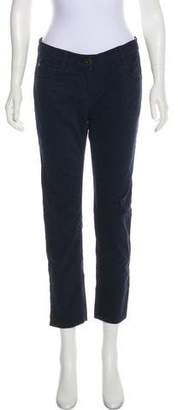 Brunello Cucinelli Low-Rise Cropped Pants