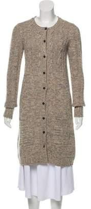 Aquilano Rimondi Aquilano.Rimondi Wool & Cashmere Knit Cardigan