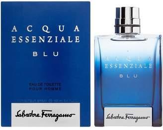 Salvatore Ferragamo Acqua Essenziale Blu for Men- EDT Spray
