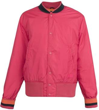 Acne Studios Mills face reversible bomber jacket