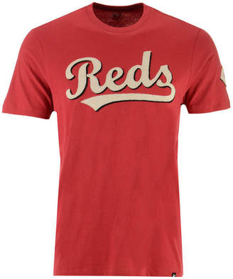 '47 Men Cincinnati Reds Fieldhouse Basic T-Shirt