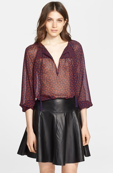 Joie 'Vivette' Silk Top