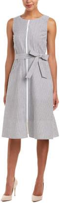 Lafayette 148 New York Karizza Midi Dress
