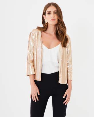 Selena Sequin Jacket