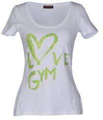 Roberto Cavalli Short sleeve t-shirts