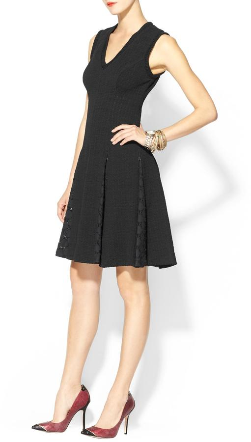 Tracy Reese Godet Skirt Dress