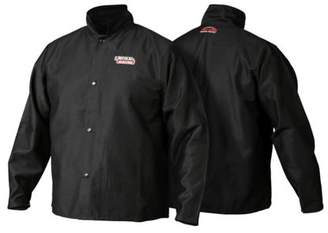 Lincoln Electric K2985 Traditional FR Cloth Welding Jacket, X-Large