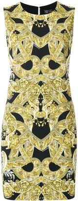 Versace Barocco Istante dress