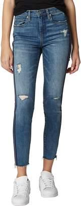 Blank NYC BLANKNYC The Bond Ripped Side Zip Skinny Jeans
