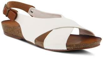 Spring Step Asilina Cross Strap Slingback Sandal