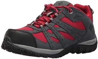 Columbia Unisex-Kids Youth Redmond Waterproof Hiking Shoe