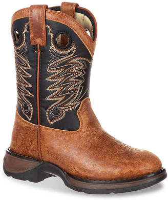 Durango Lil Toddler & Youth Cowbody Boot - Boy's