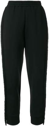 Stella McCartney fringe-trimmed trousers