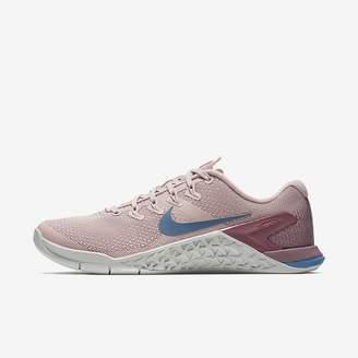 Nike Metcon 4 Champagne Women's Cross Training/Weightlifting Shoe
