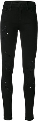 Diesel embellished jeggings