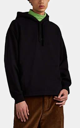 Acne Studios Men's Fagen Stamp Cotton Hoodie - Black