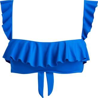 Ralph Lauren Ruffled Underwire Bikini Top