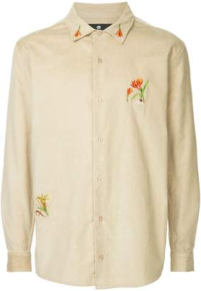 Bruta corduroy shirt