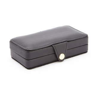 Royce Leather Royce New York Suede Lined Travel Manicure Set
