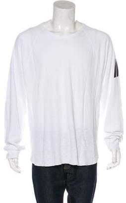 James Perse Crew Neck Long Sleeve Sweatshirt