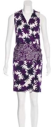 Diane von Furstenberg Sirena Printed Dress