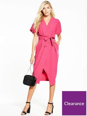 Closet Wrap Dress