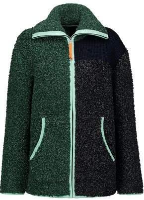 Alexander Wang Bouclé-Knit Sweater