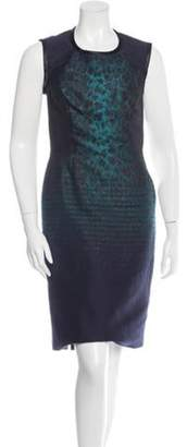 Aquilano Rimondi Aquilano.Rimondi Brocade Sheath Dress Black Aquilano.Rimondi Brocade Sheath Dress