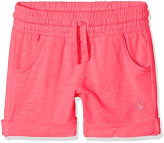 Benetton Girl's Short,(Manufacturer Size: 2y)
