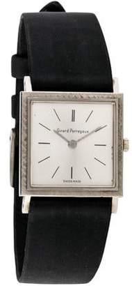 Girard Perregaux Girard-Perregaux 18K Square Watch