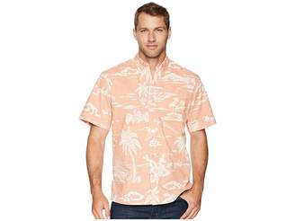 Reyn Spooner My Private Isle Classic Fit Aloha Shirt