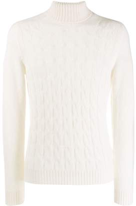 Tagliatore cable knit jumper