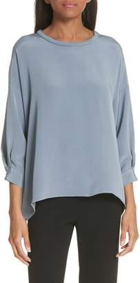 Rachel Comey Fond Silk Blouse