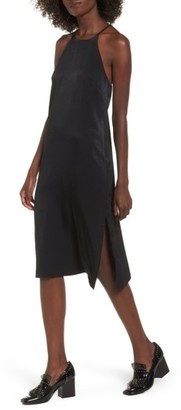 Women's Soprano High Neck Shift Dress $39 thestylecure.com