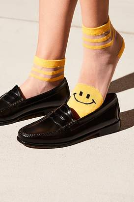 Happy Face Anklet