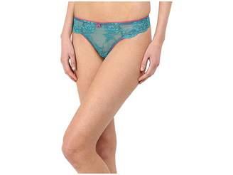 Emporio Armani Sexy Fancy Pop Thong Women's Underwear