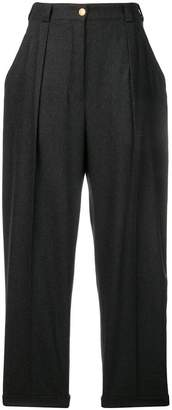 Nina Ricci high-waisted tailored trousers