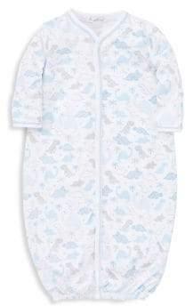Kissy Kissy Baby Boy's Dino Print Convertible Gown