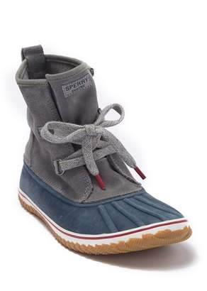 Sperry Shooner Lace-Up Duck Boot