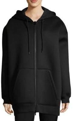 Givenchy Neoprene Jersey Jacket
