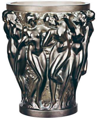 Lalique Bacchantes Bronze Vase