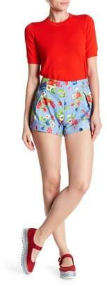 Love Moschino Fruttini High Waist Shorts